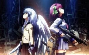 Angel Beats dans Mangas manga-2773-300x187