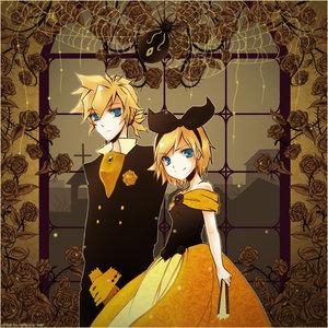 10/05/15: Rin/Len: Tu es la princesse et je suis ton serviteur... dans Yosh!! manga-3151