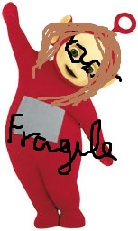 A. la Fragile